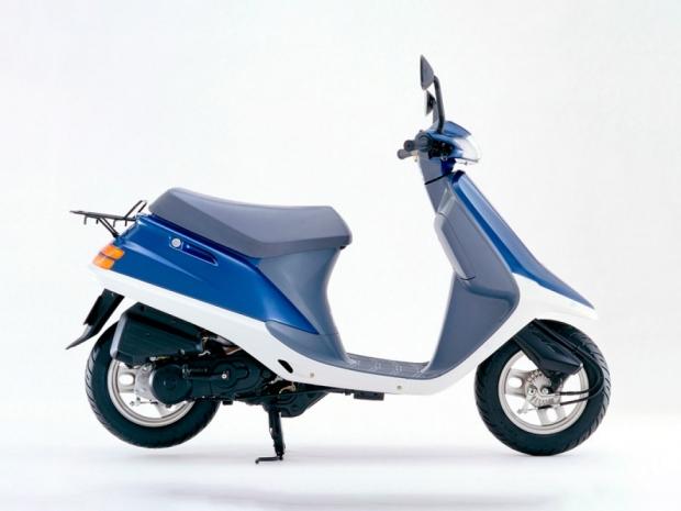 Скутер HONDA TACT AF24 с электроподножкой (49 см3)