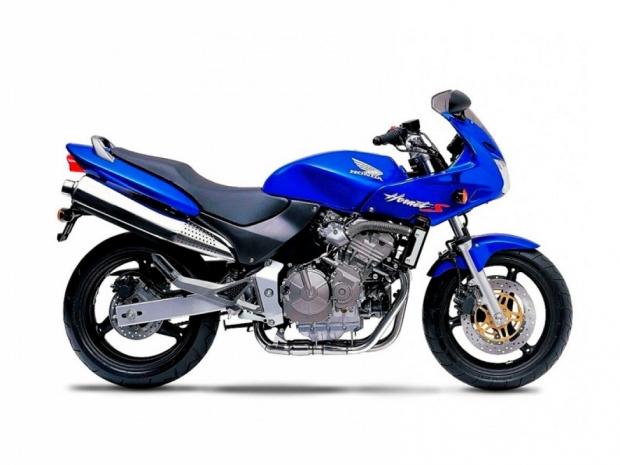 Мотоцикл Honda CB 600 HORNET-S (синий)