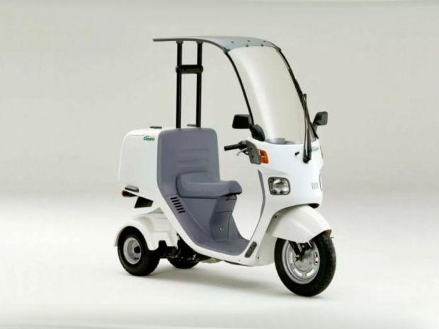 Скутер Honda GYRO CANOPY TA03 (с крышей)