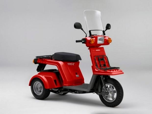 Скутер Honda GYRO X TD02