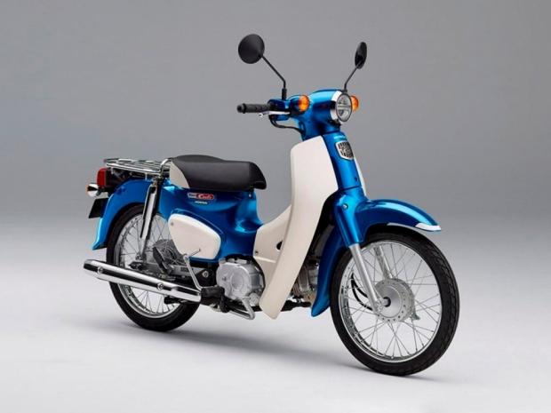 Скутер Honda SUPER CUB C100 HA05/06