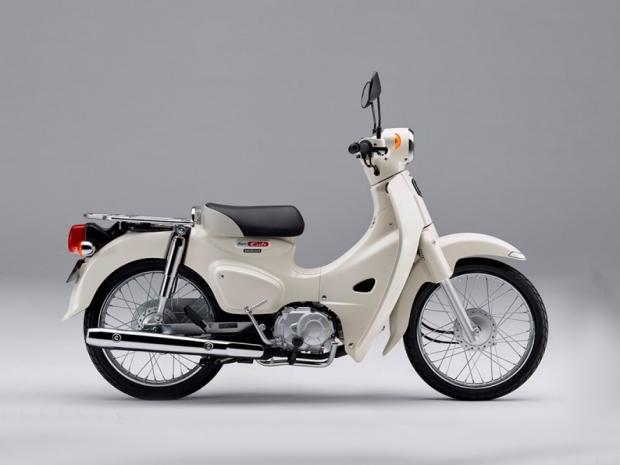 Скутер Honda SUPER CUB C110 JA44