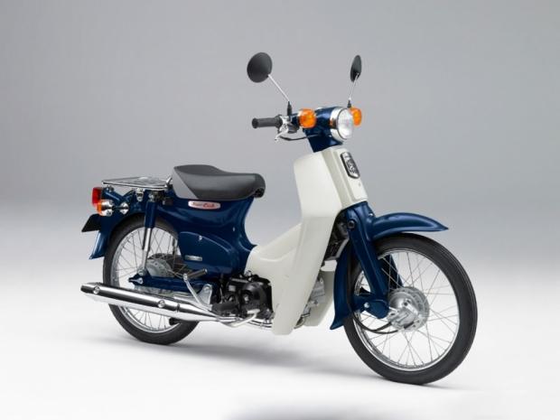 Скутер Honda SUPER CUB C50 AA01 (карбюратор)