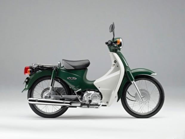 Скутер Honda SUPER CUB C70