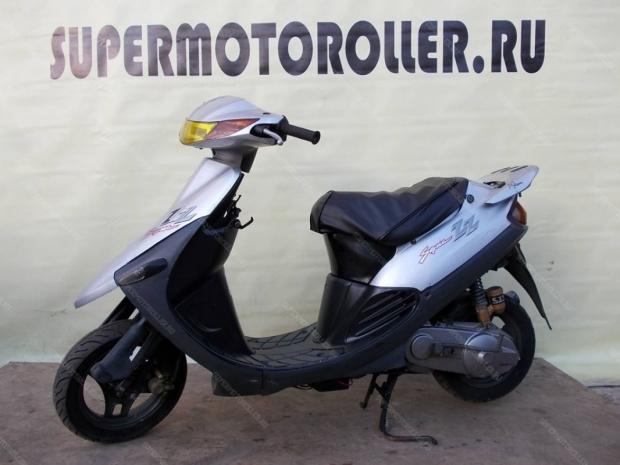 Скутер SUZUKI SEPIA ZZ II - III (49 см3)