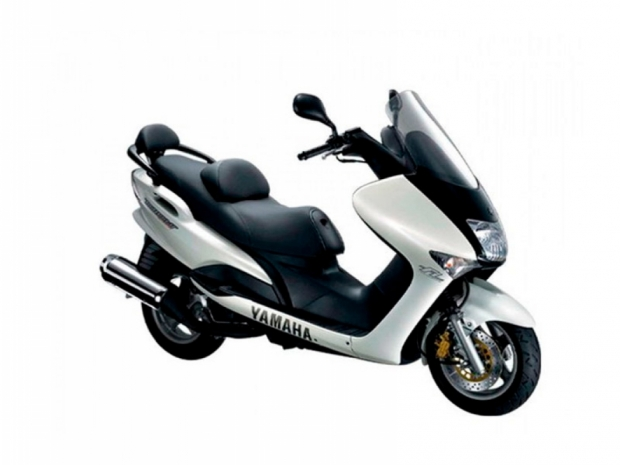 Максискутер YAMAHA MAJESTY 125 FI (124 см3)