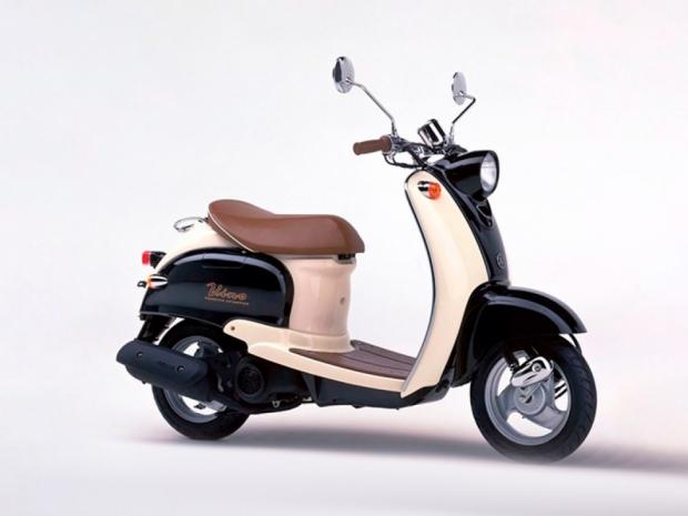 Скутер YAMAHA VINO CLASSIC 5AU (49 см3)
