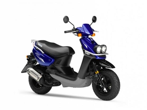 Скутер Yamaha BWS 100 4VP