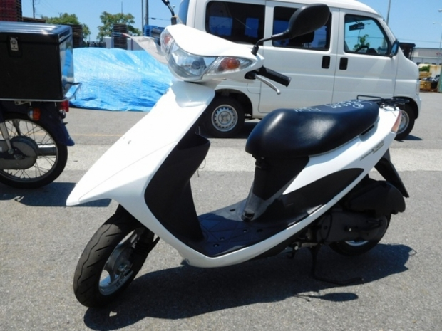 Скутер SUZUKI ADDRESS V50G CA44A