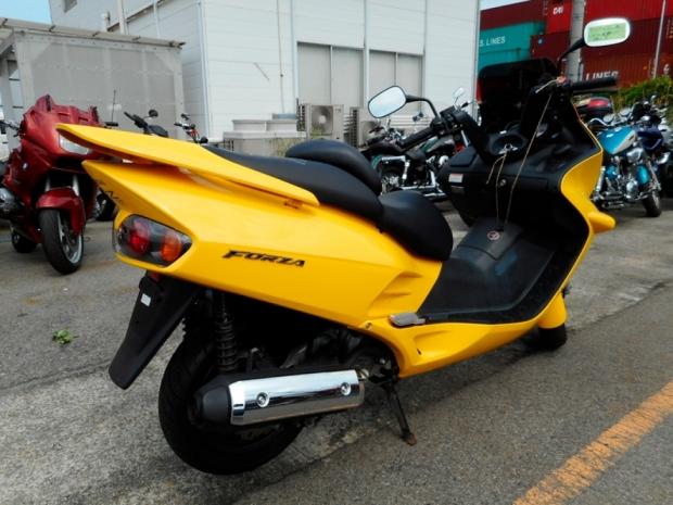 Скутер Honda Forza X250 MF06