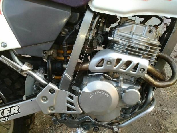 Мотоцикл Honda Baja 250