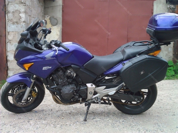 Мотоцикл Honda CBF 600 S