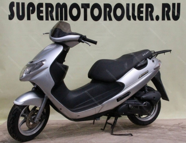 Скутер SUZUKI ADDRESS V110 (113 см3)