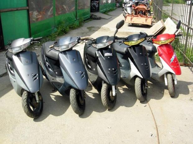 Скутер Honda DIO AF28SR