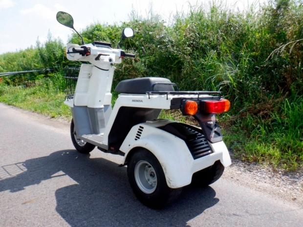 Скутер Honda Gyro X TD01