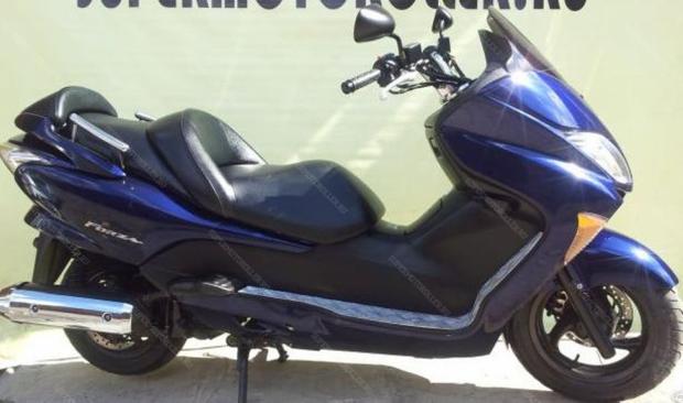 Скутер Honda FORZA Z 250 MF08