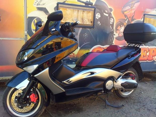 Максискутер Yamaha T-Max 500-2 SJ04J