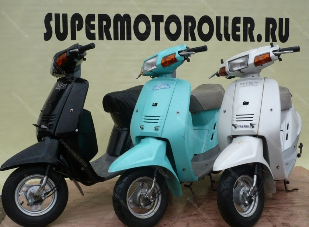 Скутер Yamaha Mint 1YU