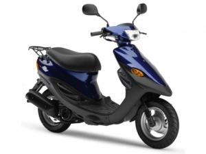 Скутер YAMAHA JOG 50 SA55J/SA57J