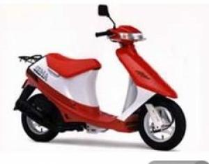 Скутер SUZUKI SEPIA 50-2 CA1HA