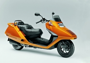 Скутер HONDA FUSION 250 MF02