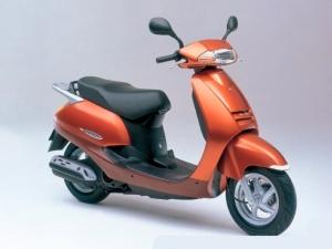 Скутер HONDA LEAD 100 JF06 (101 cм3)
