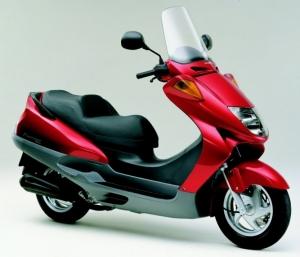 Скутер HONDA FORSIGHT 250 MF04