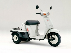 Скутер Honda Gyro Up TA01