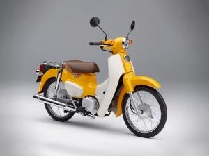 Скутер Honda SUPER CUB C110 JA07