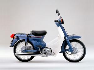 Скутер Honda SUPER CUB C50 AA01 (инжектор)