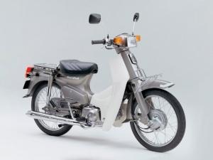Скутер Honda SUPER CUB C90 HA02