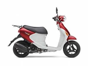 Скутер SUZUKI LET'S 50-4 CA41A PALLET