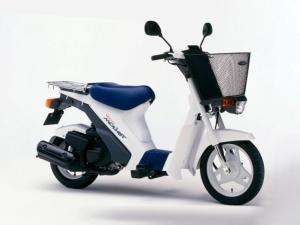 Скутер SUZUKI MOLLET (49 см3)