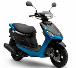 Скутер YAMAHA JOG 100 GAC93