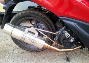 Скутер Honda Dio 110 JF31
