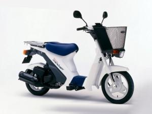 Скутер SUZUKI MOLLET 50 FA14B