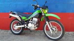 Мотоцикл Kawasaki Sherpa 250