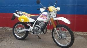 Мотоцикл Suzuki DR 250 (Dual Sport)