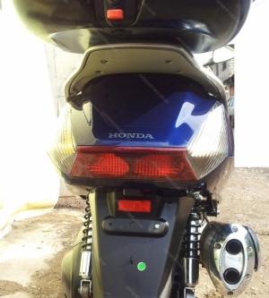 Скутер HONDA SILVERWING 600 с АВС PF02 (582 см3, синий)