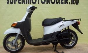 Скутер HONDA TOPIC PRO AF38 (49 см3)