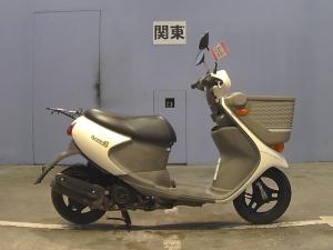 Скутер SUZUKI LET'S 50-4 CA43A BASKET