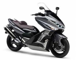 Скутер YAMAHA T-MAX 500-4 SA12J